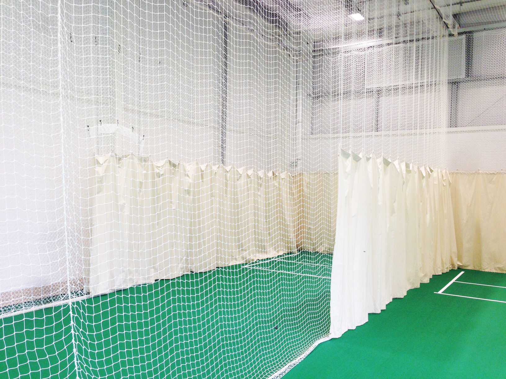 2020 Shelley College Cricket Nets
